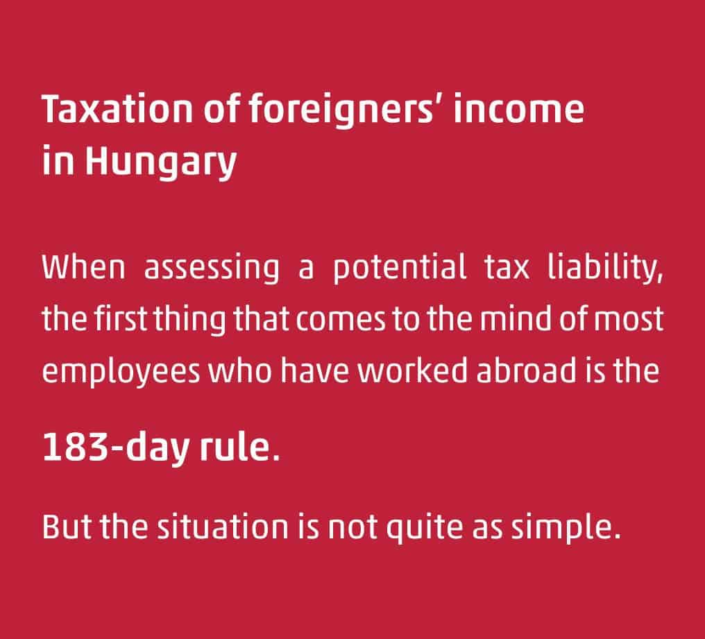 Taxation Of Foreigneru0027s Income
