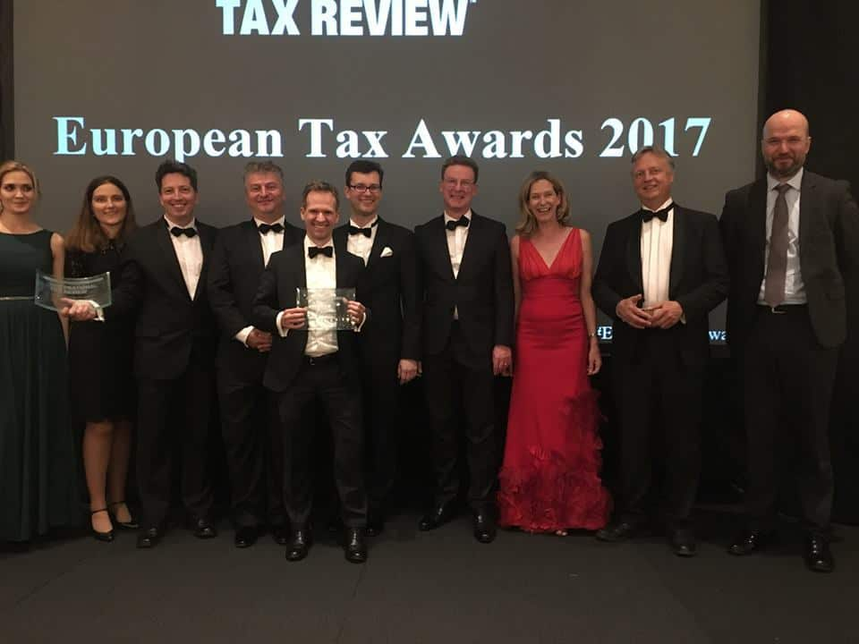 European Tax Awards 2017 WTS