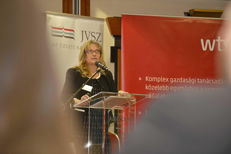 Csilla Tamásné Czinege, Deputy State Secretary