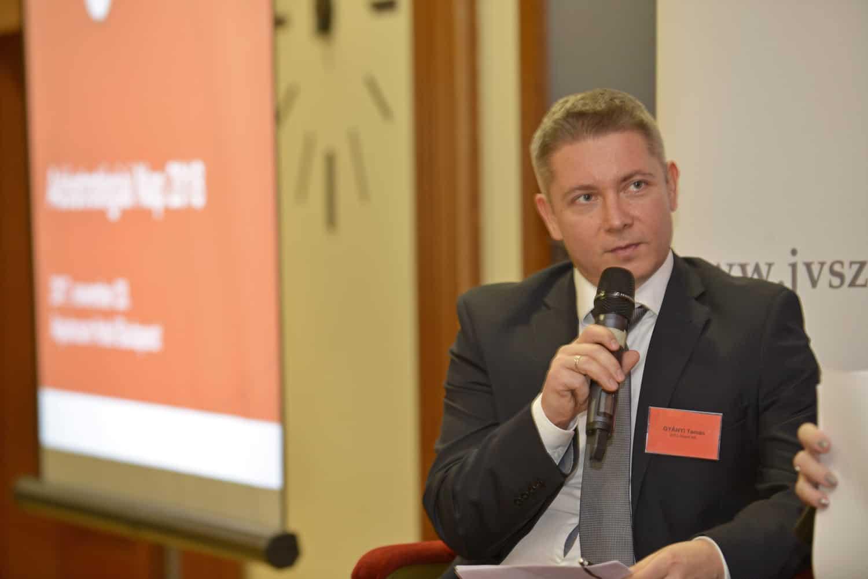 Gyányi Tamás, a WTS Klient partnere