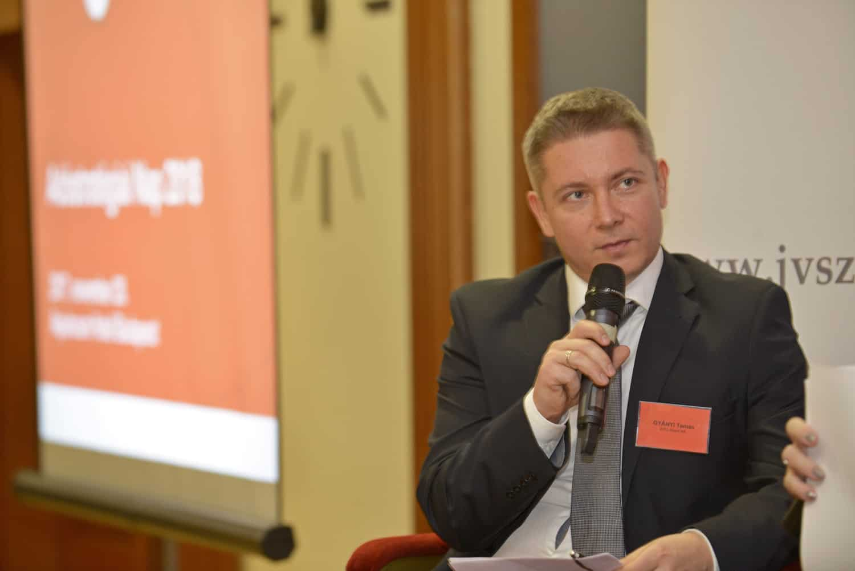 Tamás Gyányi, Partner of WTS Klient Hungary