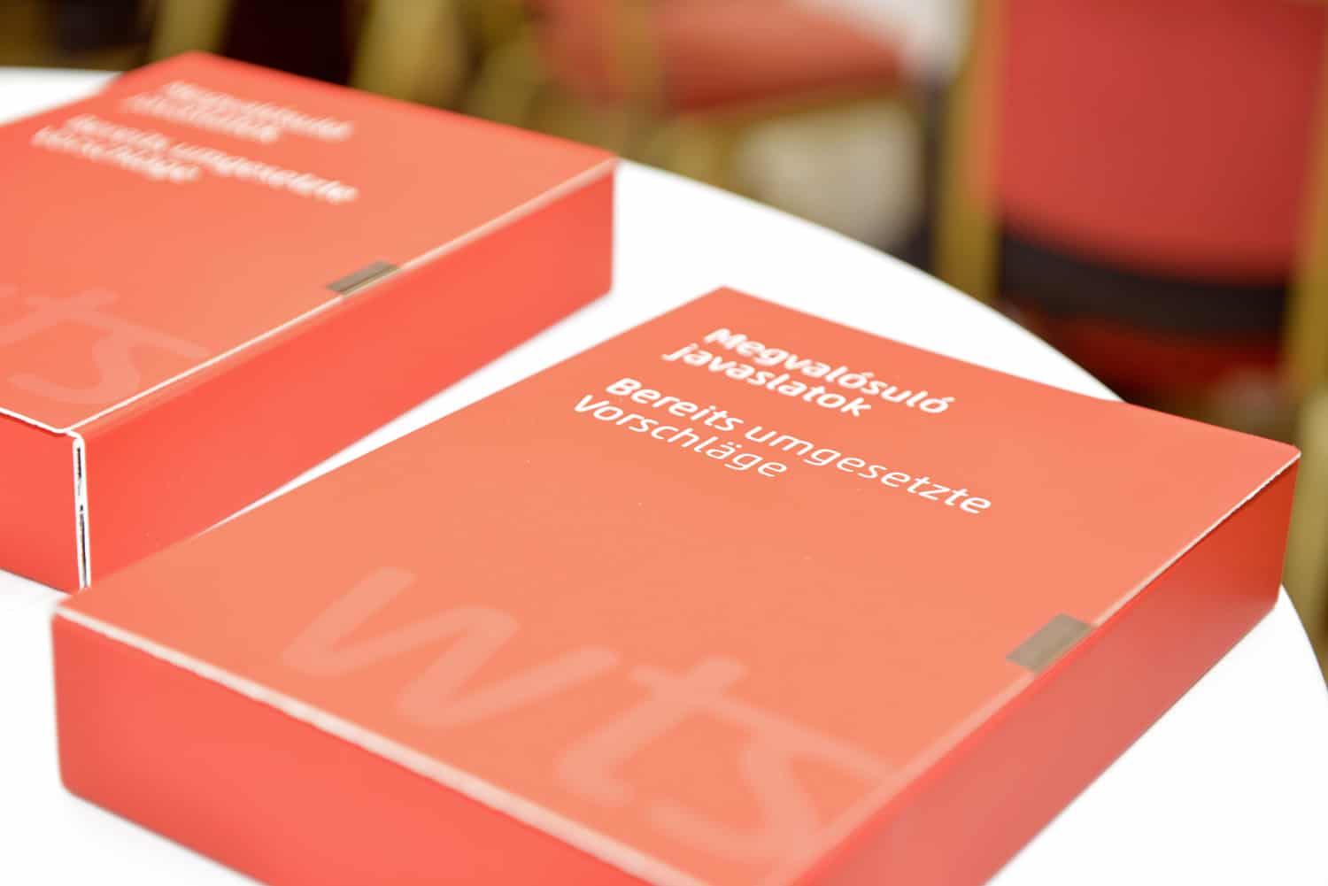 "The ""red book"", i.e. the successful legislative proposals of WTS Klient Hungary"