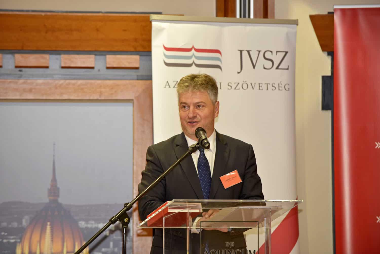 Zoltán Lambert, managing partner of WTS Klient Hungary