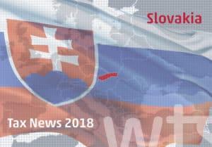 Slovakia Tax News