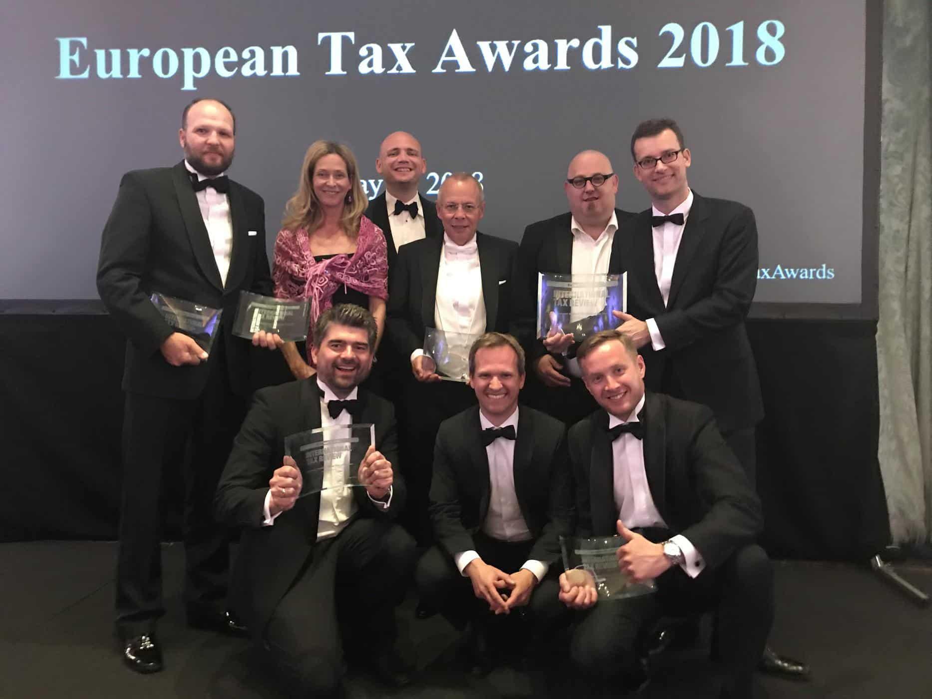 ETA2018 awards