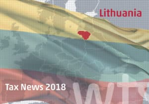 Lithuanian-Tax-News-2018
