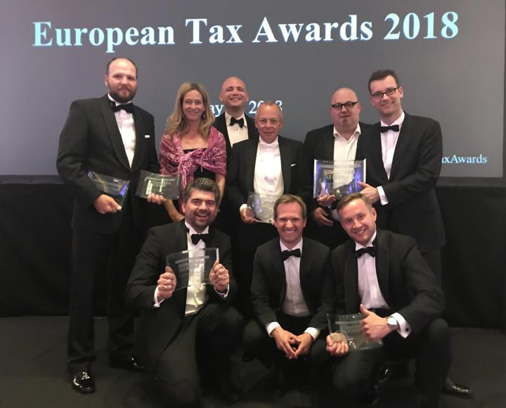 WTS Global is again the European Indirect Tax Firm of the Year