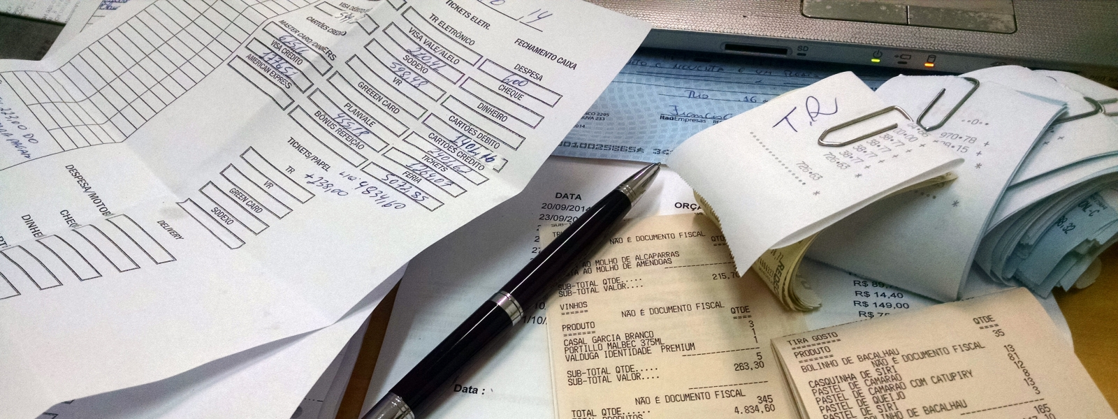 Die vermittelten Leistungen in Verbindung mit der Gewerbesteuer