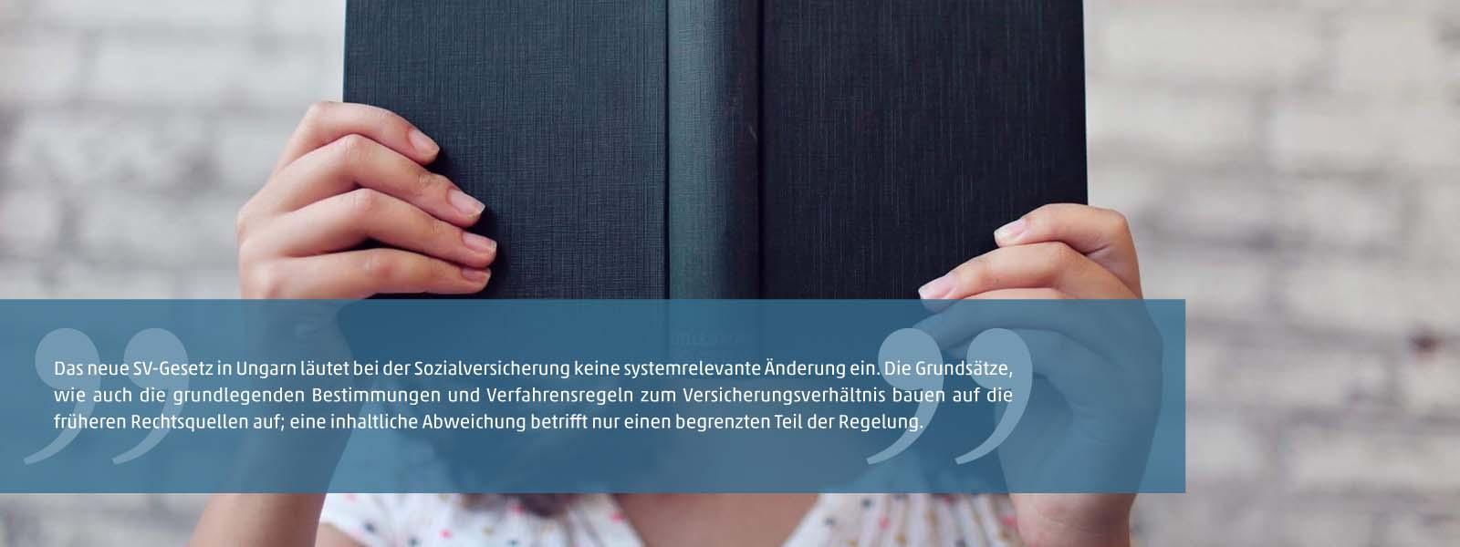 Am 1. Juli tritt in Ungarn das neue SV-Gesetz in Kraft