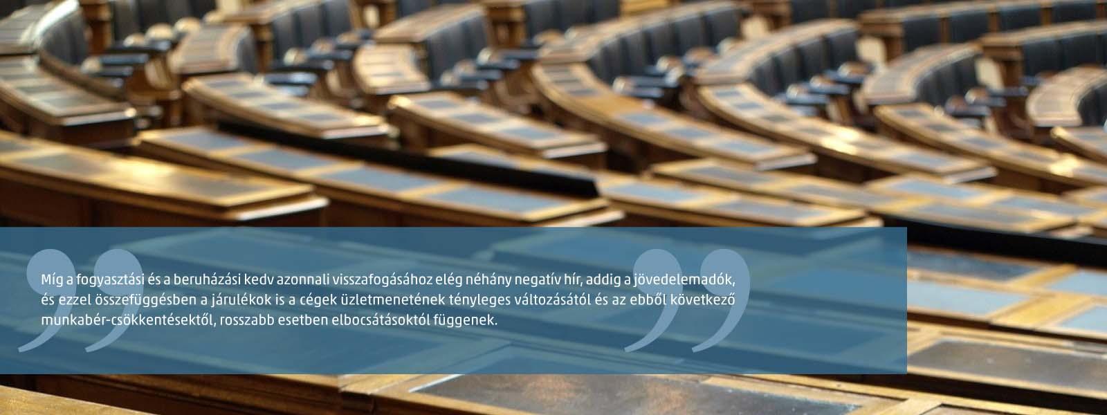A 2020-as magyar költségvetés adó-és társadalombiztosítási bevételei a koronavírus árnyékában