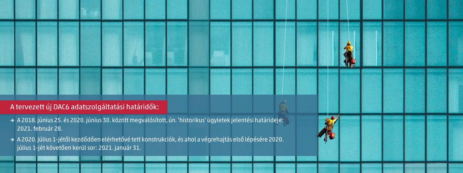 Hat hónappal kitolódhatnak a DAC6 adatszolgáltatási határidők
