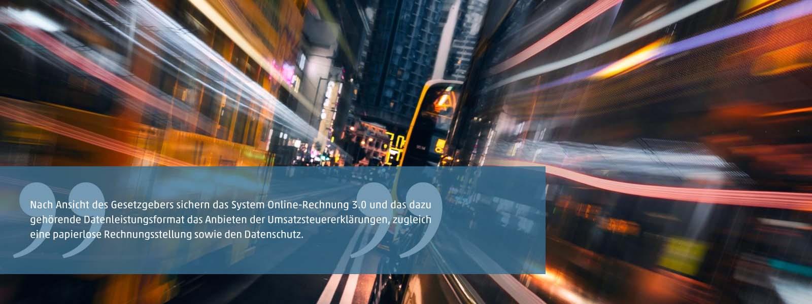 Die Online-Rechnung 3.0 kommt!