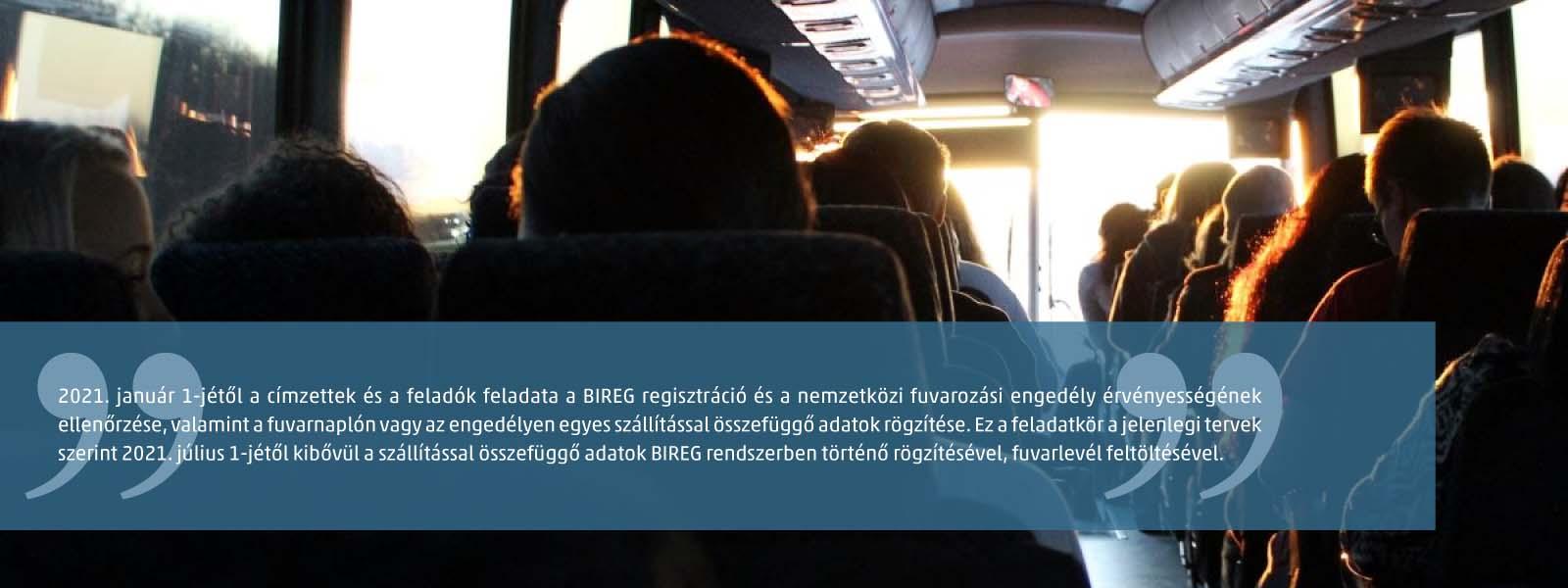 Január 1-jétől BIREG rendszer az EKÁER mellett?