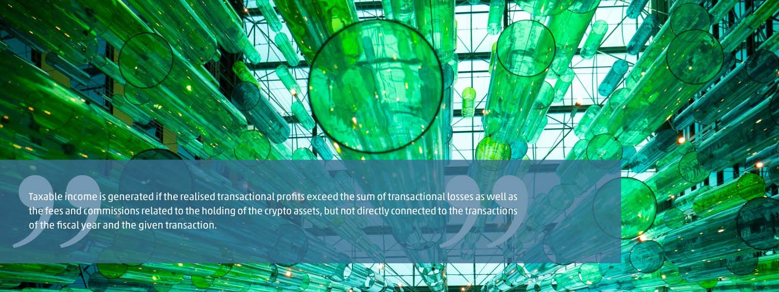 crypto asset transactions